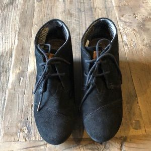 Toms Kala Booties•Black•sz7